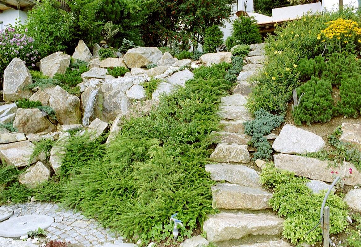 Geliebte Bilder Gartengestaltung › Der Service Gärtner - Gartengestaltung #BQ_76