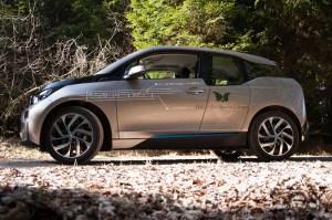 Firmenfahrzeug BMW i3