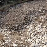Überlauf als Drainage, Frostkoffer und Ausgleichsschicht