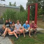 Die Service Gärtner und David Koch (re) von Planta Phant
